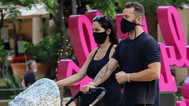 Nikki Bella Claps Back After She's Bashed For Vacationing Without Artem Chigvintsev & Their Baby