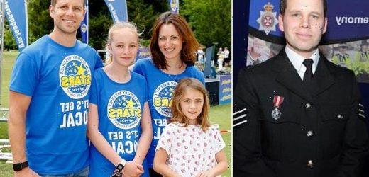 Novichok hero police officer Nick Bailey reveals 'overwhelming guilt'