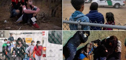 Number of migrant children arriving in US jumped 800 percent in 2 months: report