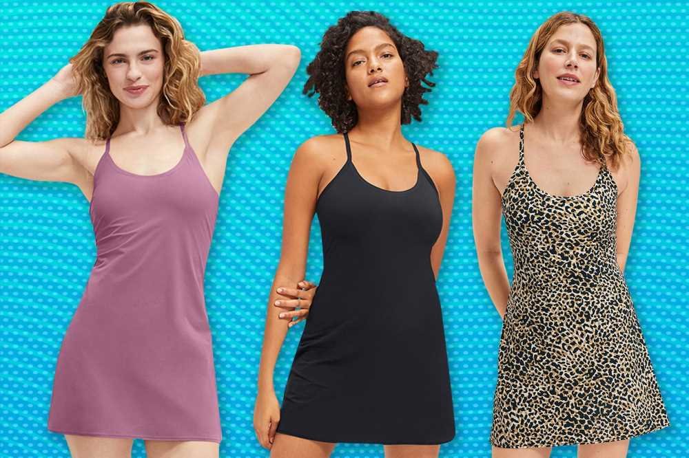 Outdoor Voices is re-releasing its bestselling Exercise Dress