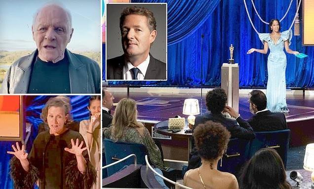 PIERS MORGAN:RIP The Oscars – a woke-ravaged, dull train-wreck