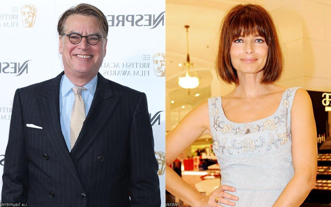 Paulina Porizkova and Aaron Sorkin May Go Public at Oscars After Quietly Dating for Months