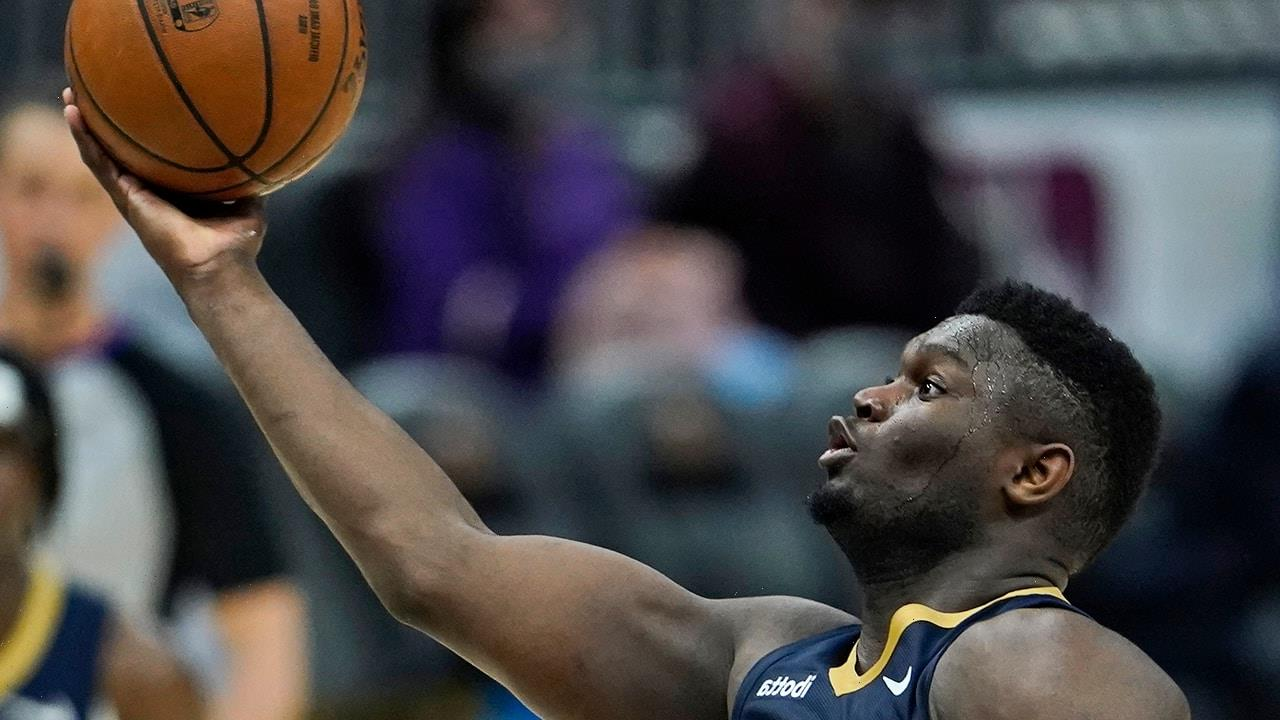 Pelicans' Zion Williamson believes he could have made the NFL: 'I'm just a competitor'