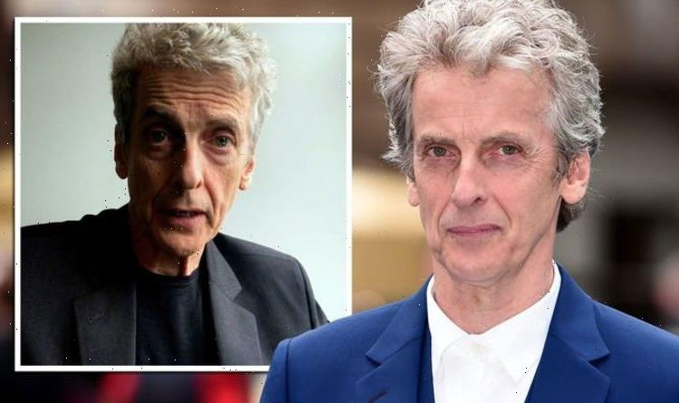 Peter Capaldi: 'Puzzled' Doctor Who star accidentally joins wrong Zoom meeting