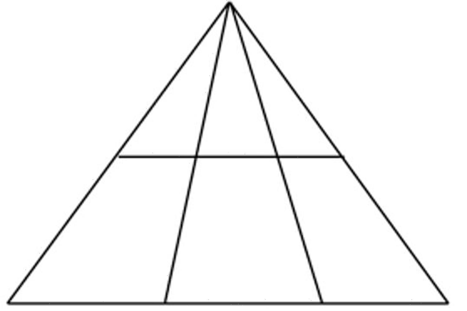 Primary school maths question stumps adults – so can YOU work out how many triangles are in this image?