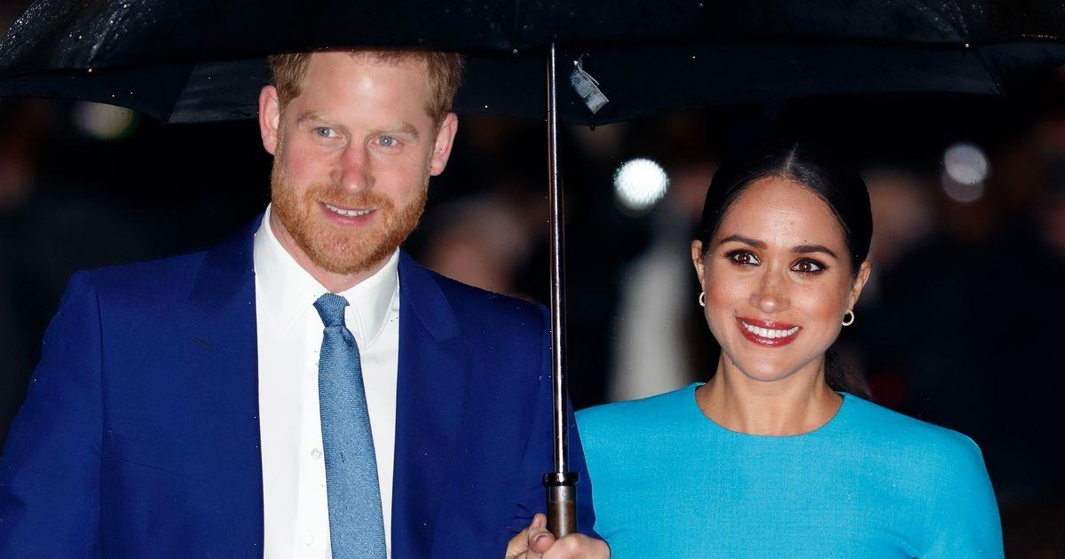 Prince Harry 'constantly doting' on pregnant wife Meghan Markle as she prepares to give birth