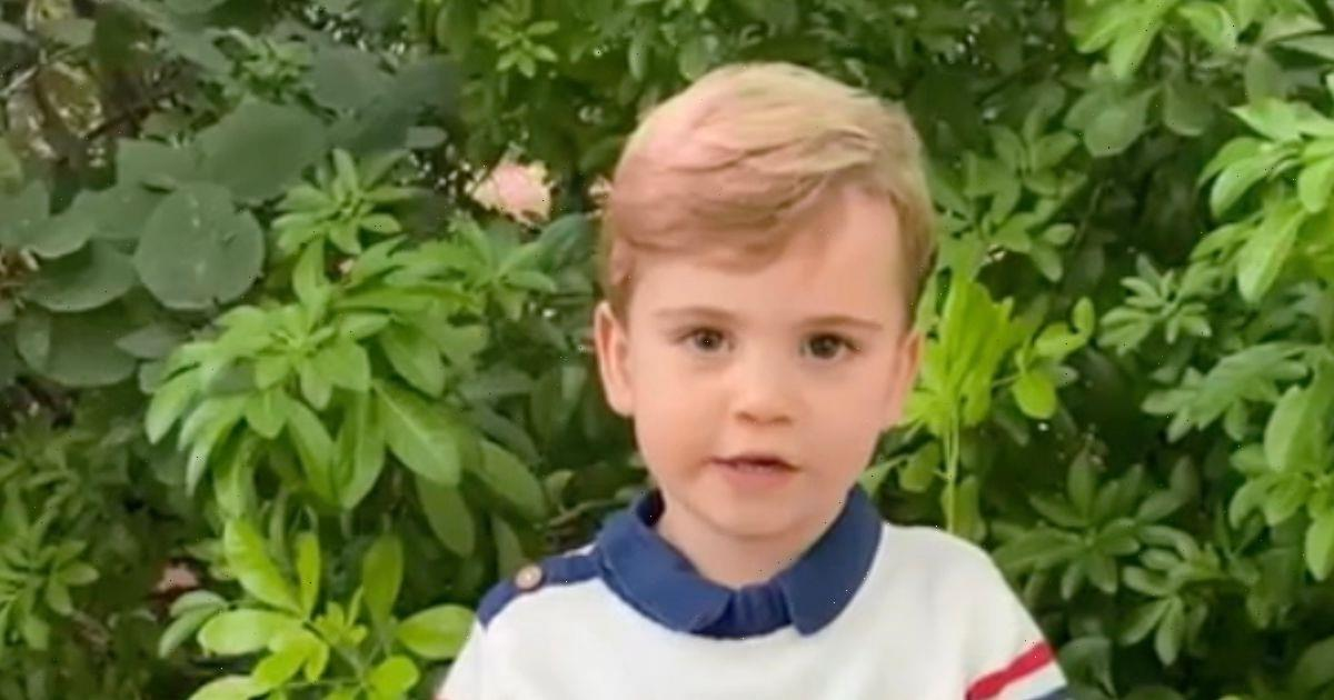 Prince Louis 'to be spoilt rotten' by Kate Middleton and Prince William as he celebrates 3rd birthday
