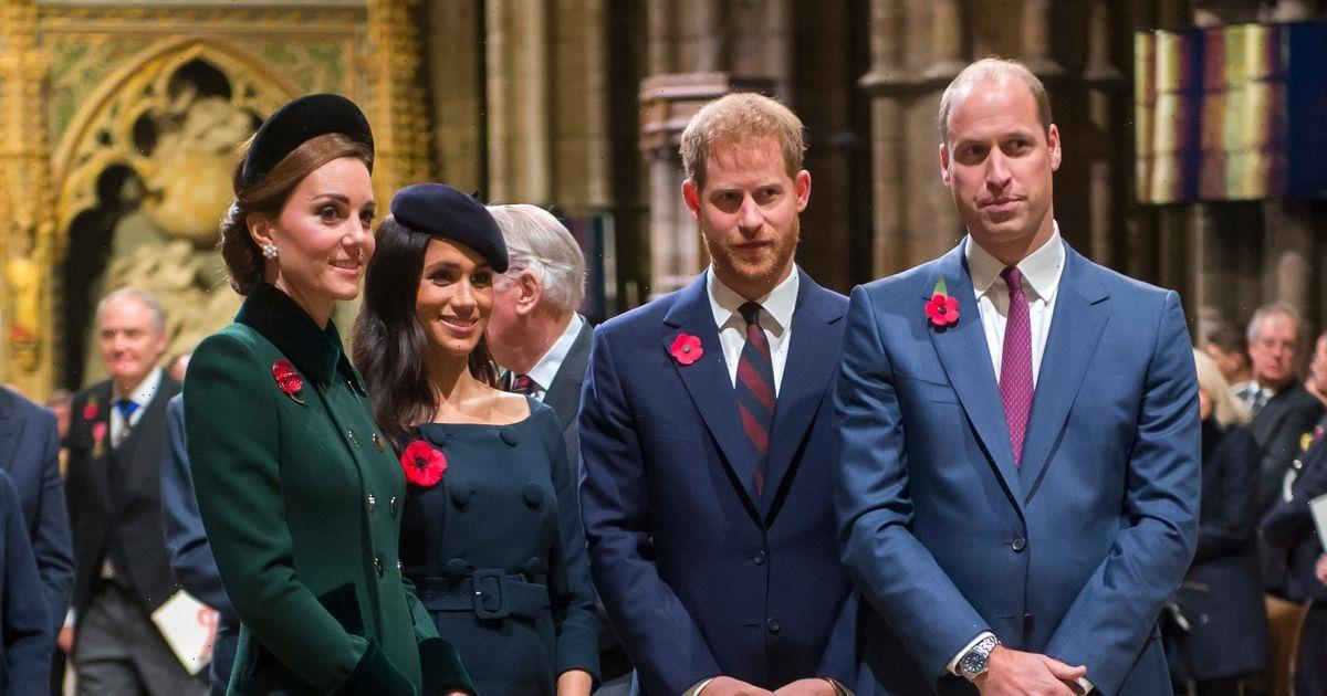 Prince William and Harry to be 'cleverly' separated at Prince Philip's funeral