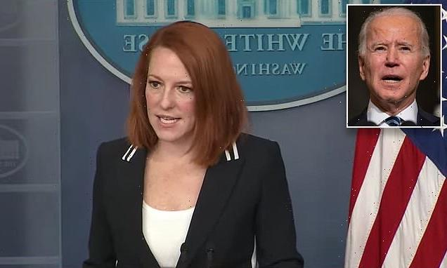 Psaki dodges if Biden should own up to 'systematic racism' culpability
