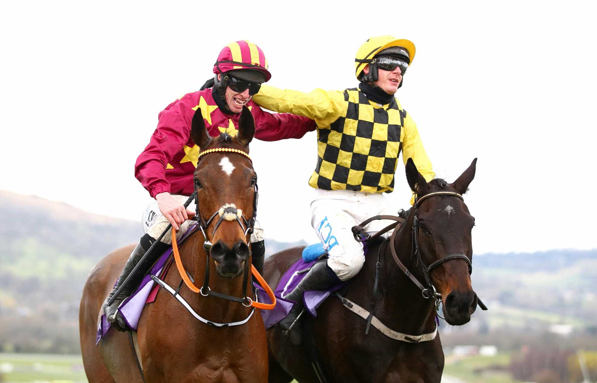 Punchestown Gold Cup: Confirmed runners and riders as favourite Minella Indo ruled OUT through injury