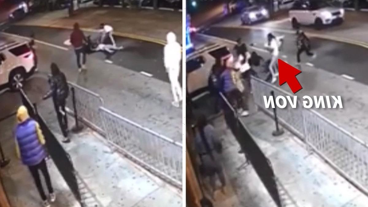 Rapper King Von Shot and Killed in Atlanta, Video Shows Chaos