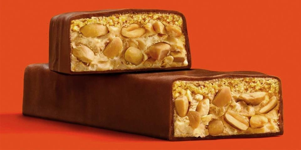 Reese's Is Rolling Out a New Peanut Crunchy Bar