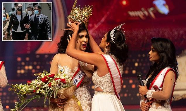 Reigning pageant title-holder QUITS weeks after her arrest