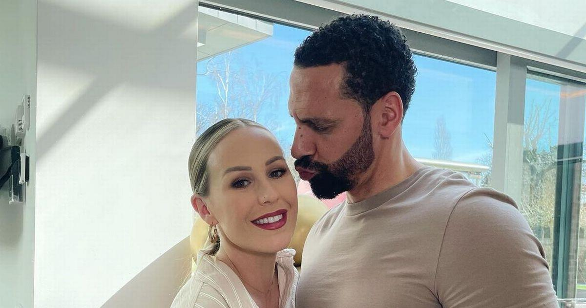 Rio Ferdinand says there's 'no doubt' wife Kate has made him a 'better man' after he felt 'so low'