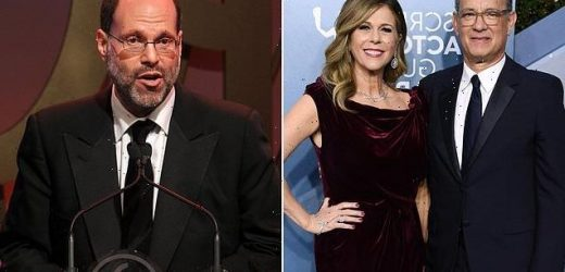Rita Wilson claims Scott Rudin complained about her cancer diagnosis