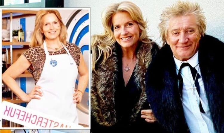Rod Stewart's wife Penny Lancaster breaks silence on MasterChef news as she shares issue