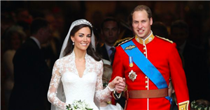 'Romantic way Prince William will quietly mark ten years of marriage with Kate', by Royal experts