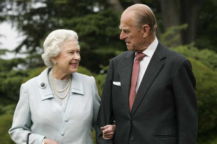 Royal Family Honors Prince Philip with Queen Elizabeth's Touching Quote from Their 50th Anniversary
