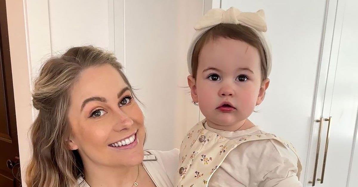 Shawn Johnson East Addresses Daughter's 'Goose Egg' After Running Into Table
