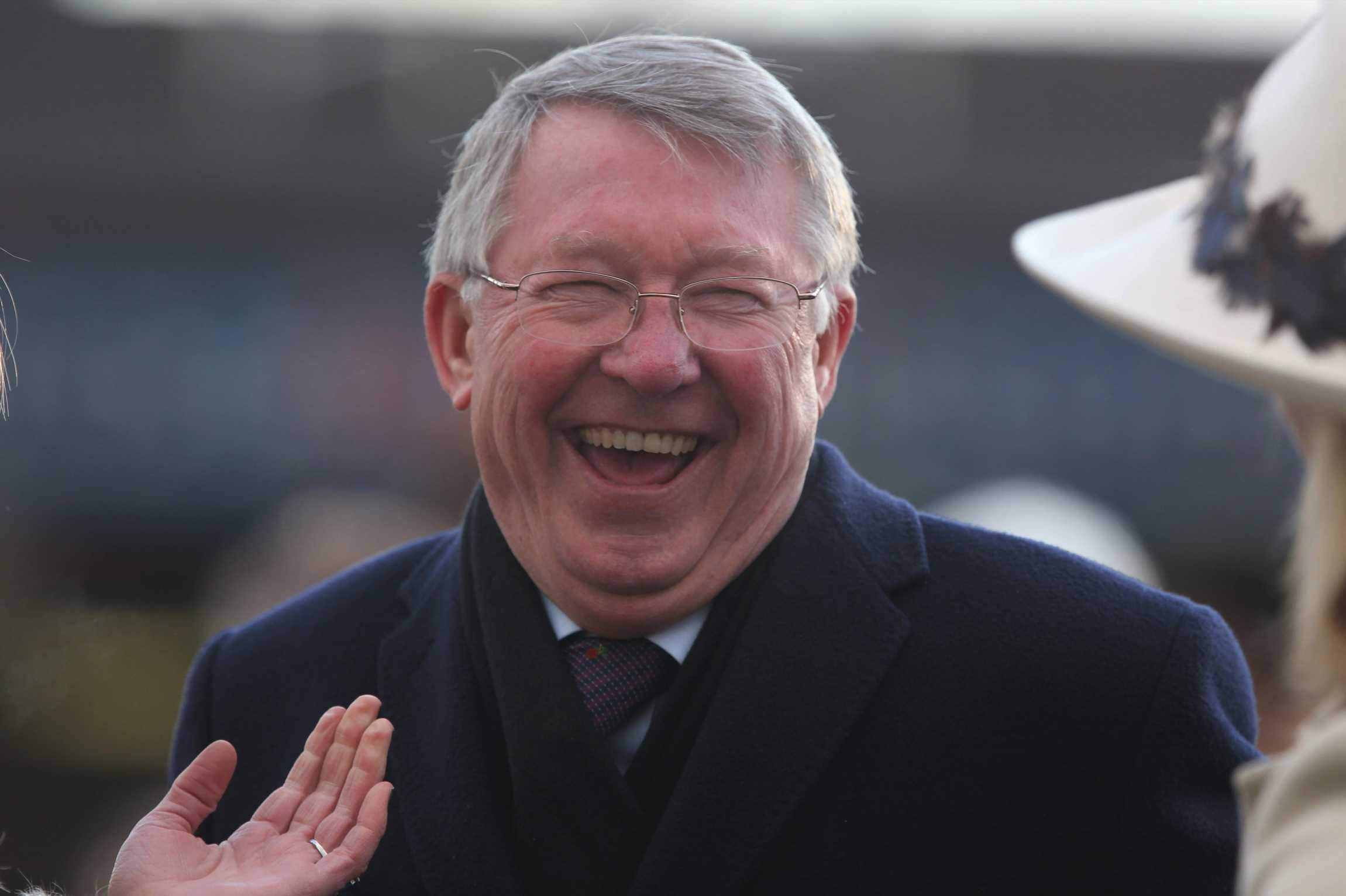 Sir Alex Ferguson eyes £127,000 payday with his horse after bagging huge Grand National Festival treble