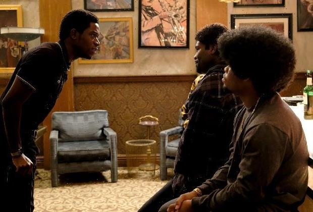Snowfall's Damson Idris Teases the Season 4 Finale and a Tougher, OG Franklin Who's 'Stronger Every Week'