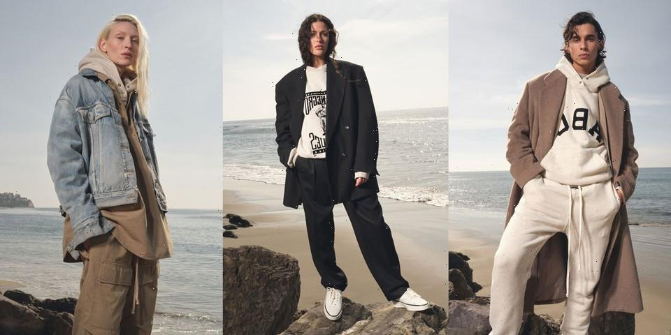 Summery Suiting Informs Fear of God's Latest Seventh Collection Drop