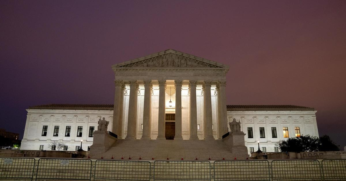 Supreme Court says California cannot restrict religious household gatherings