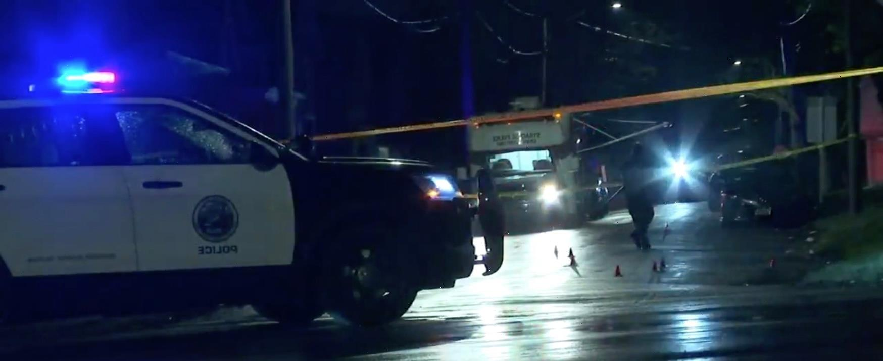 Syracuse shooting: 'Baby girl killed and sisters, 3 and 8, injured' after being shot while in car