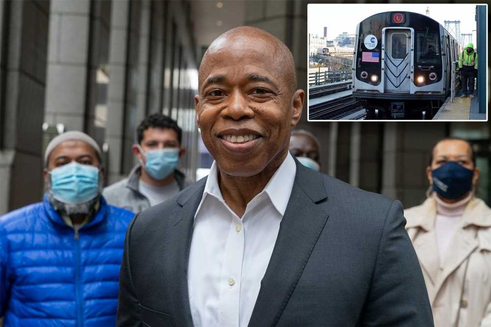 TWU joins long list of labor unions backing Eric Adams for mayor