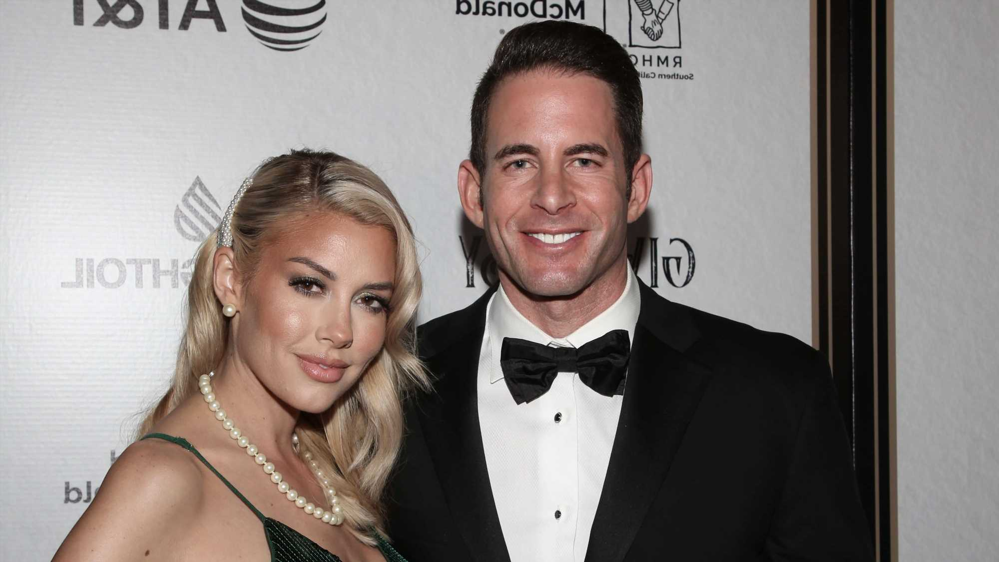 Tarek El Moussa and Heather Rae Young celebrate engagement with 'intimate' party