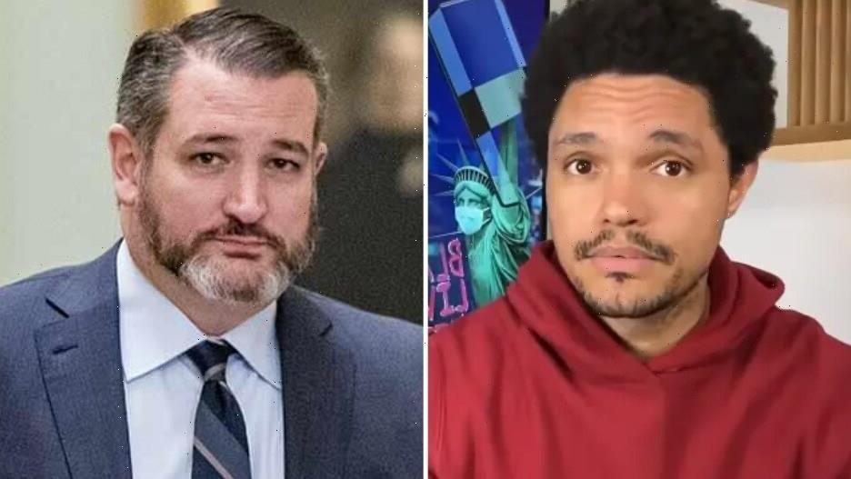 Ted Cruz Sparks Twitter Feud With Trevor Noah Over US Census
