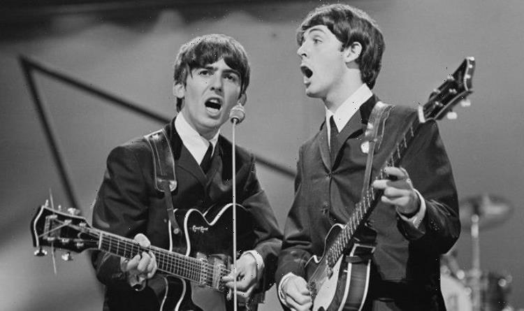 The Beatles: Sir Paul McCartney pays tribute to George Harrison and George Martin