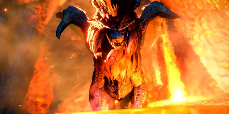 The First Major Update for 'Monster Hunter Rise' Is Now Online