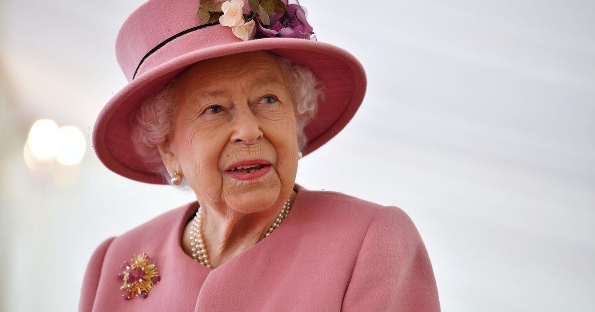 The Queen returns to Royal duties just four days after Prince Philip's death to host retirement ceremony