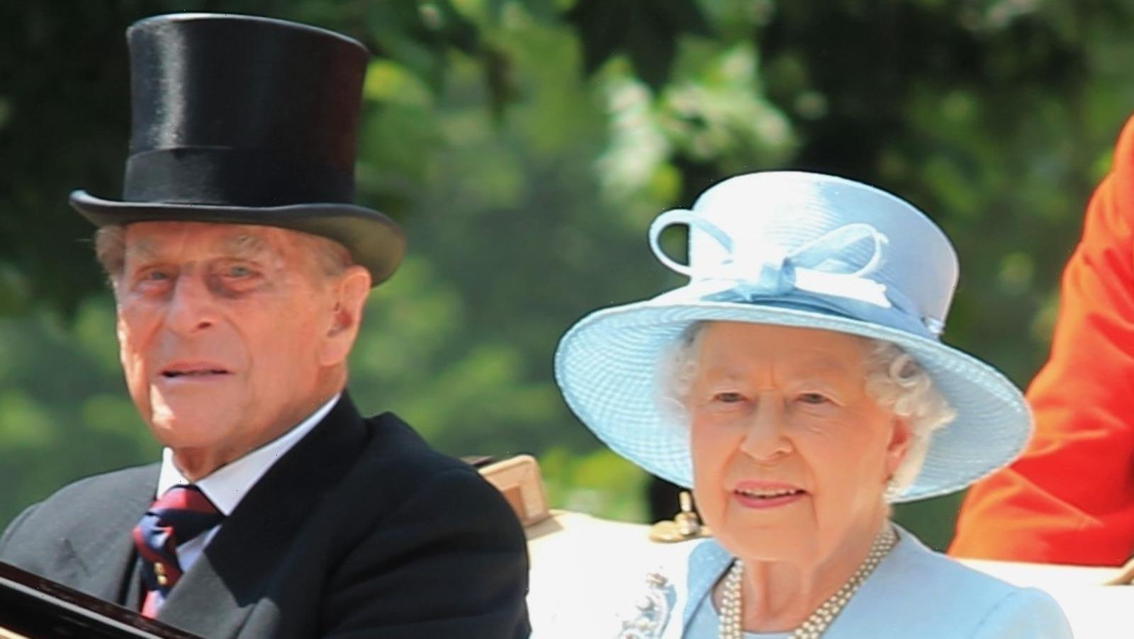 The Real Story Behind This Iconic Photo Of Queen Elizabeth And Prince Philip