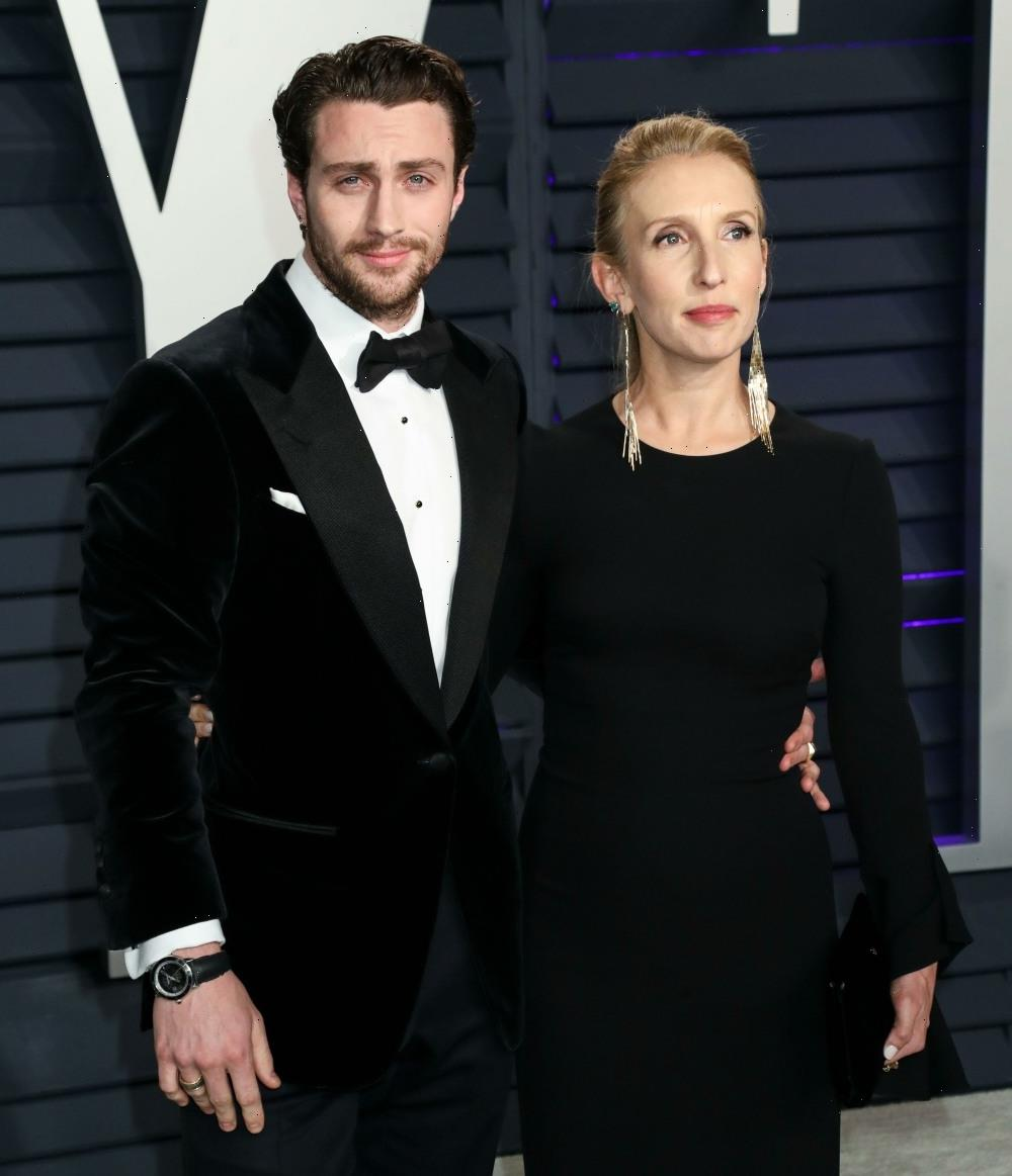 There's a rumor going around that Aaron Taylor-Johnson & Sam Taylor Wood are over?