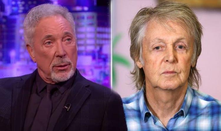 Tom Jones recalls apologising to Paul McCartney after turning down offer 'It was too late'
