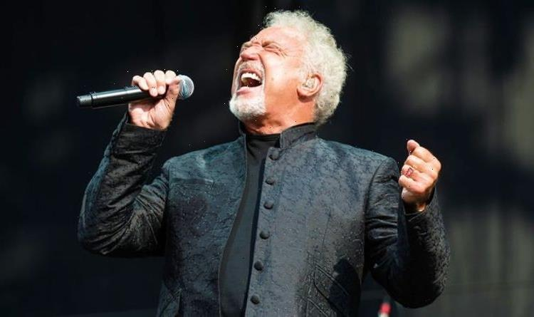 Tom Jones 'regrets' missing out on working with iconic American singer