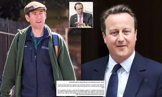 Tories join demands for 'cronyism' probe amid David Cameron row