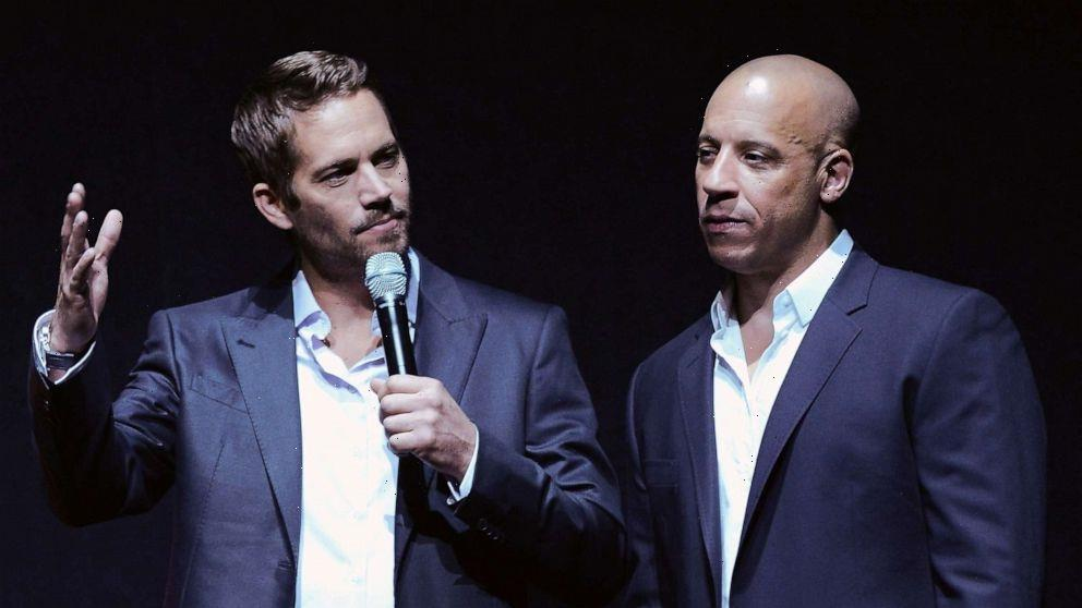 Vin Diesel believes Paul Walker sent him sign about John Cena and 'Fast and Furious 9'