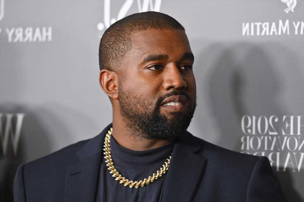 Walmart blasts Kanye West's new logo as a 'lookalike'