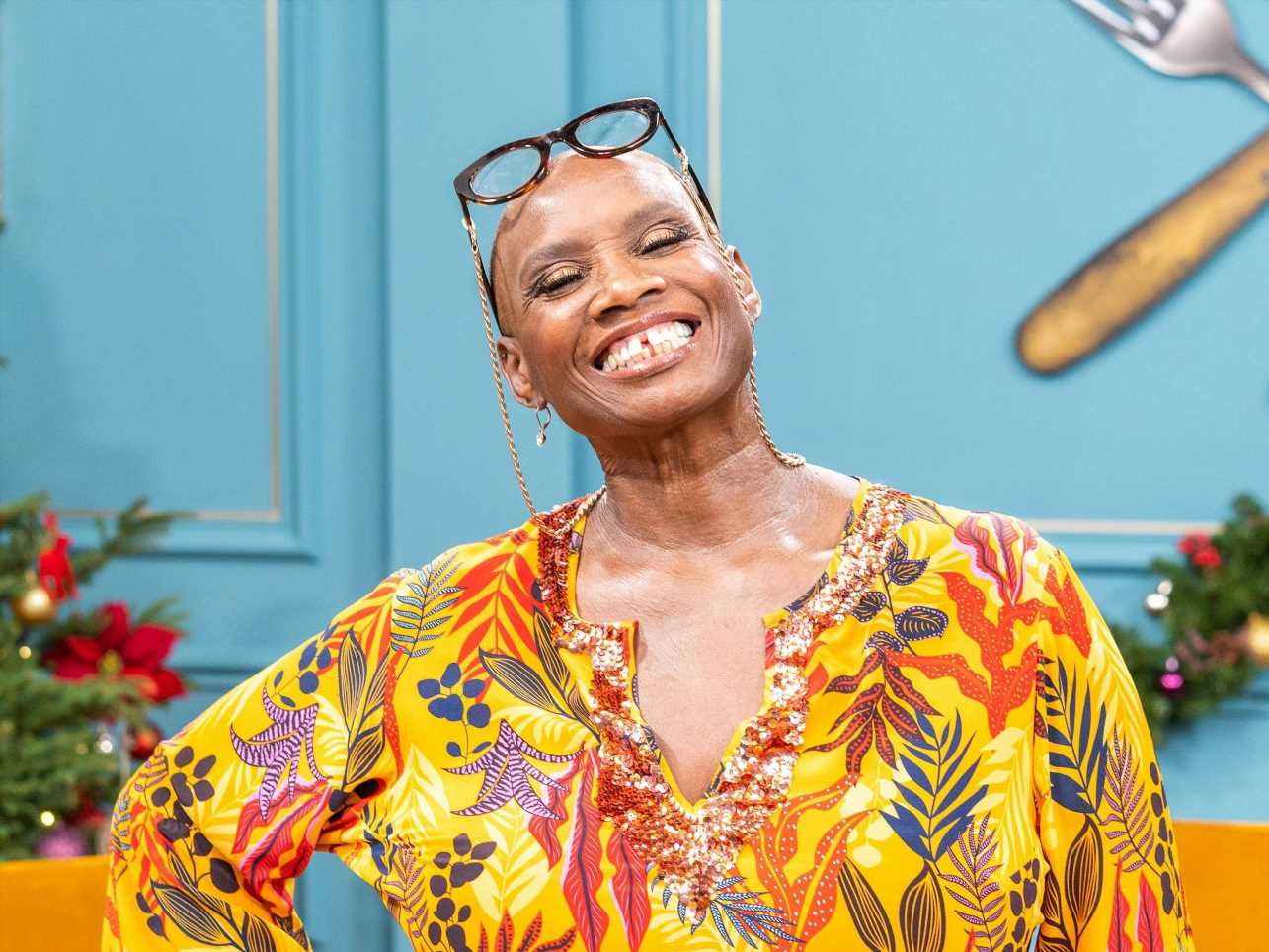 Who is Great British Menu host Andi Oliver? – The Sun