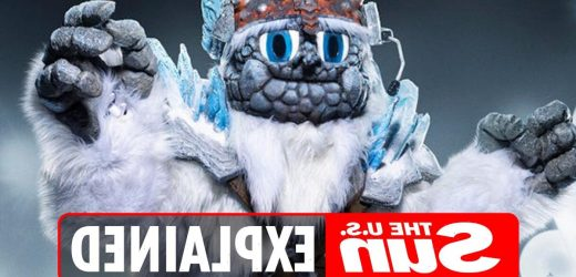 Who is Yeti on The Masked Singer?