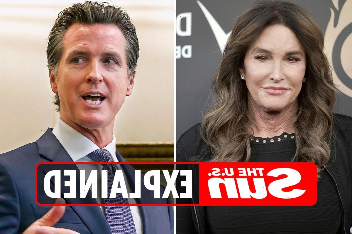 Who's running for governor of California?