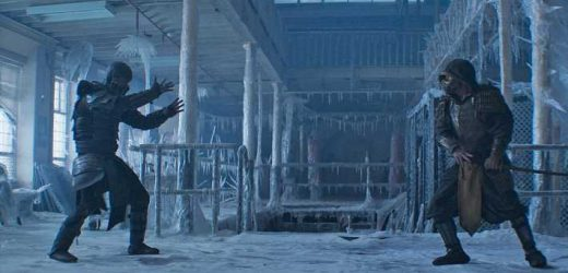 Why 'Mortal Kombat's ending brings hope for Johnny Cage, tears for villain Sub-Zero (spoilers!)