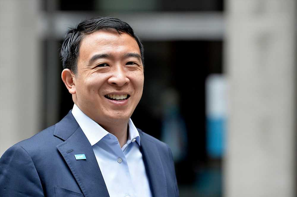 Yang and Adams lead in NYC mayoral poll of Democratic voters