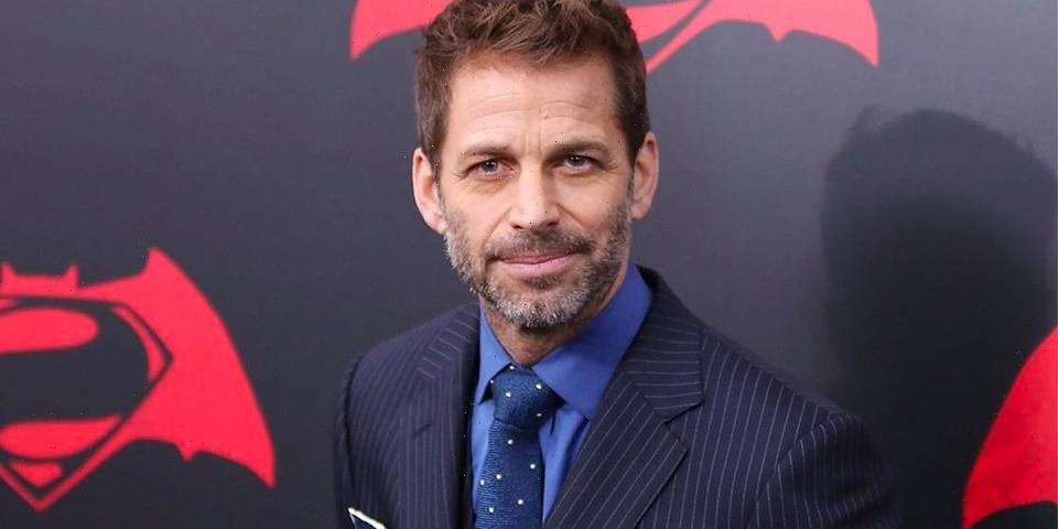 Zack Snyder Finally Reveals Who He Initially Cast As Green Lantern in 'Justice League'