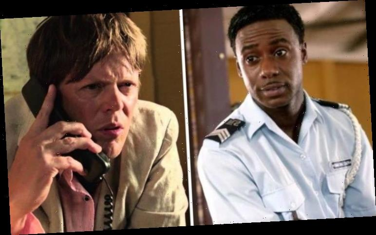 Death in Paradise original cast: Why did Gary Carr leave Death in Paradise?