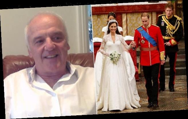 Kate Middleton's pub landlord reveals he made mistake at her wedding
