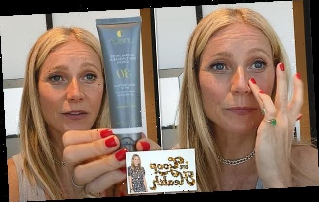 'Clean beauty' is used by Gwyneth Paltrow – but hides troubling truths